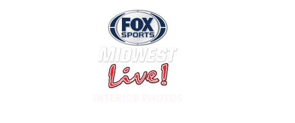 FOX Sports Midwest Live! Interior Shots